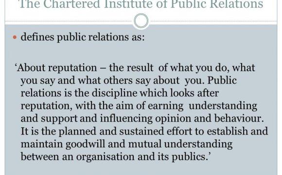 Public versus publics Publics