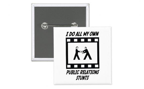 Public Relations Stunts 15 Cm