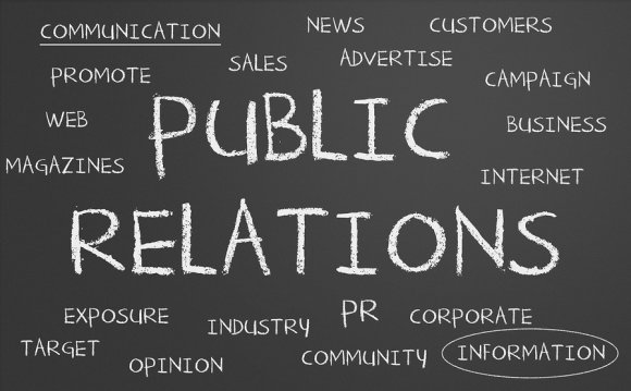 Definition of Public Relations in Marketing