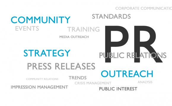 Public Relations marketing mix